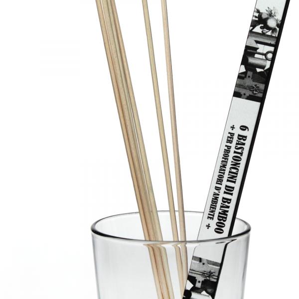 Bambusz pálcák a 100ml-s lakásparfümhöz (35 cm/6db), Wally 1925