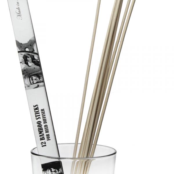 Bambusz pálcák 250ml-s lakásparfümhöz (35 cm), Wally 1925