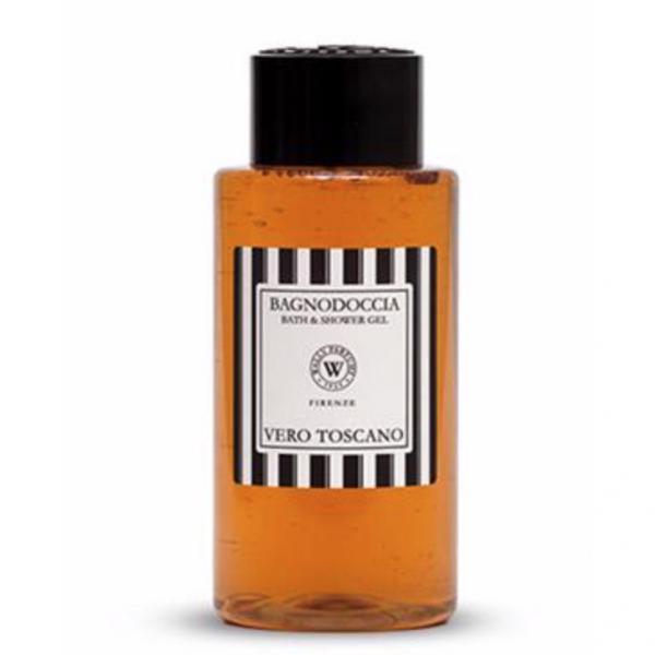 Bath & Shower gel White 250 ml