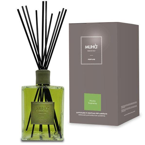Pálcás illatosító 1000ml - Különleges must illat, MUHA