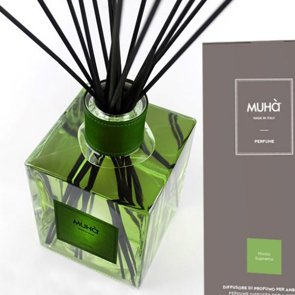 Aroma diffúzor 2500ml - Különleges must illat, MUHA