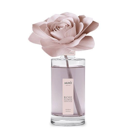 Rose Diffuser 200 ml Rosa  Ambra Antica