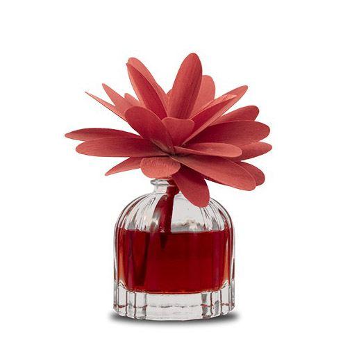 Virág illatosító diffúzor 60ml - Narancs & fahéj illat, MUHA