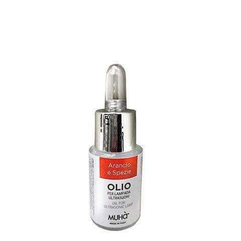 Illóolaj aromalámpához 15ml - Narancs & fűszerek illat, MUHA