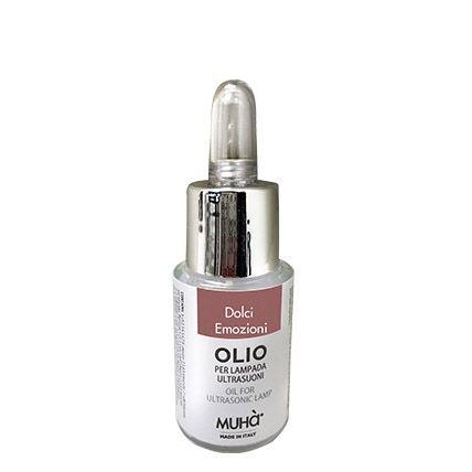 Illóolaj aromalámpához 15ml - Édes érzelmek illat, MUHA