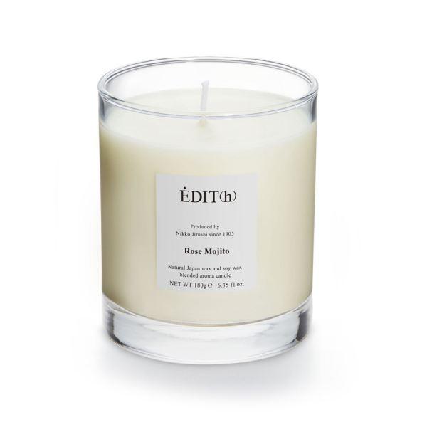 Illatgyertya 40h - Rose Mojito illat, Edit(h)