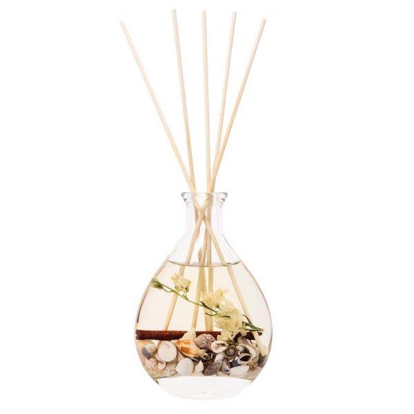 Pálcás illatosító 200ml - Tengerparti virágok illat, Stoneglow
