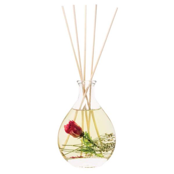 Aroma diffúzor 200ml - Vörös rózsa illat, Stoneglow