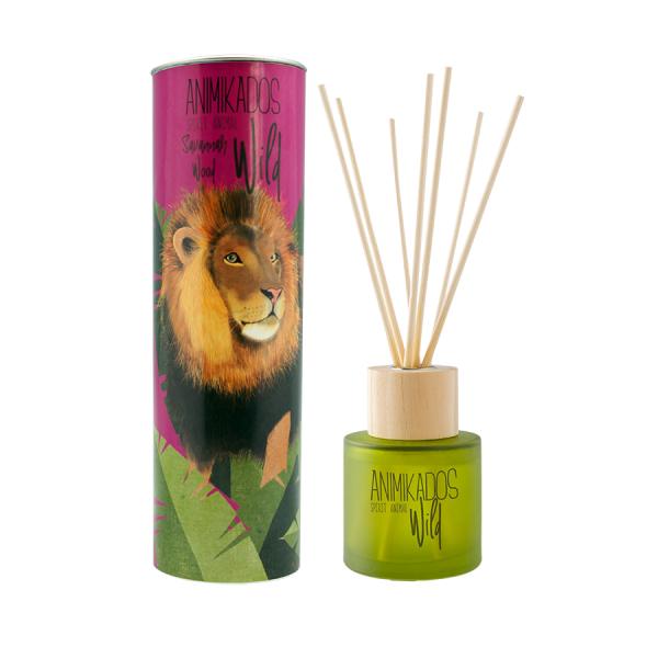 Ambientair Pálcás illatosító 100ml Wild Leon - Szavanna