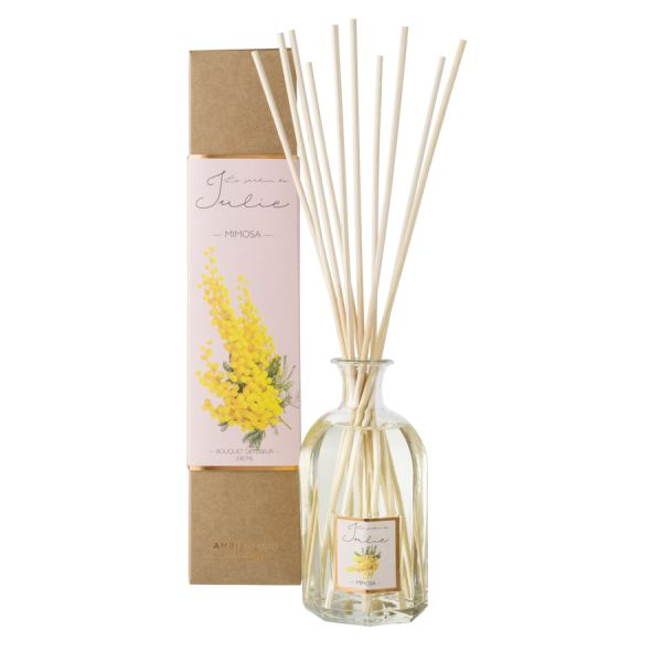 Aroma diffúzor 330ml Le Jardin de Julie - Mimóza illat, Ambientair