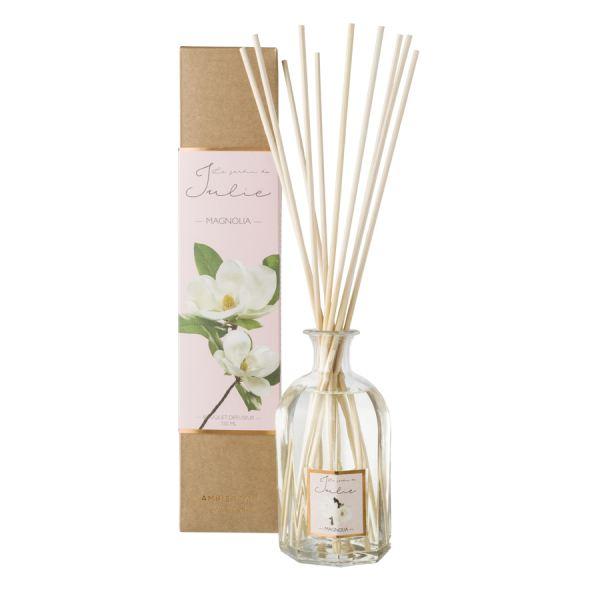 Pálcás illatosító diffúzor 330ml - Magnólia illat, Ambientair