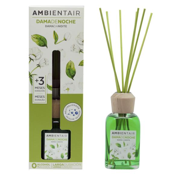 Ambientair Pálcás illatosító 100ml - Tavaszi jázmin