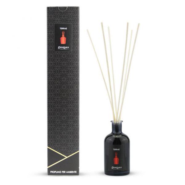 Pálcás illatosító rostpálcával 100 ml - Föld illat, Erbolinea