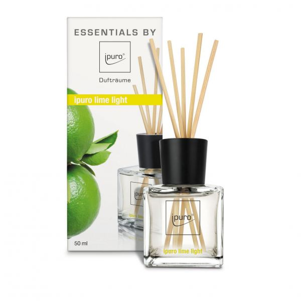 iPuro Lakásillatosító Essentials 50ml - Lime illat