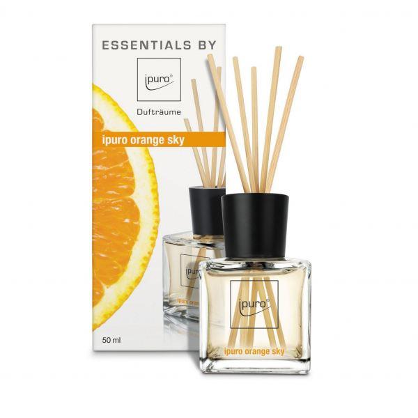 iPuro Lakásillatosító Essentials 50ml - Narancs illat