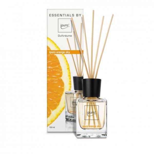 iPuro Pálcás illatosító Essentials 100ml - Narancs illat
