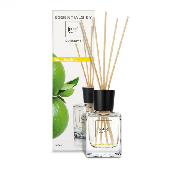 iPuro Pálcás illatosító Essentials 100ml - Lime illat
