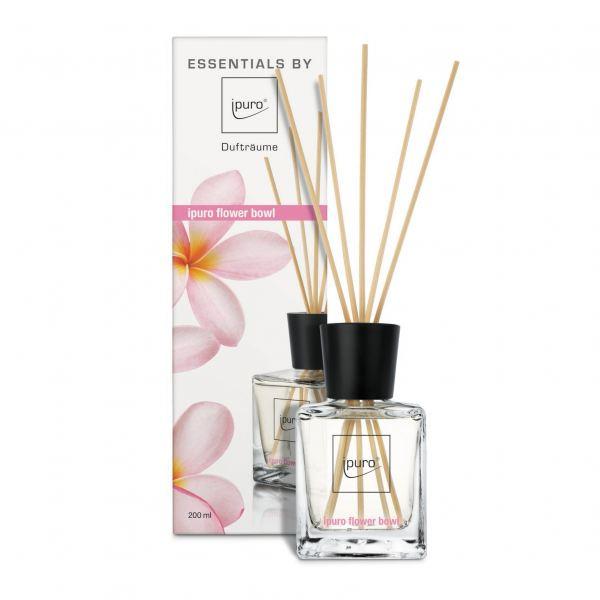 iPuro Pálcás illatosító Essentials 200ml - Virágtál illat