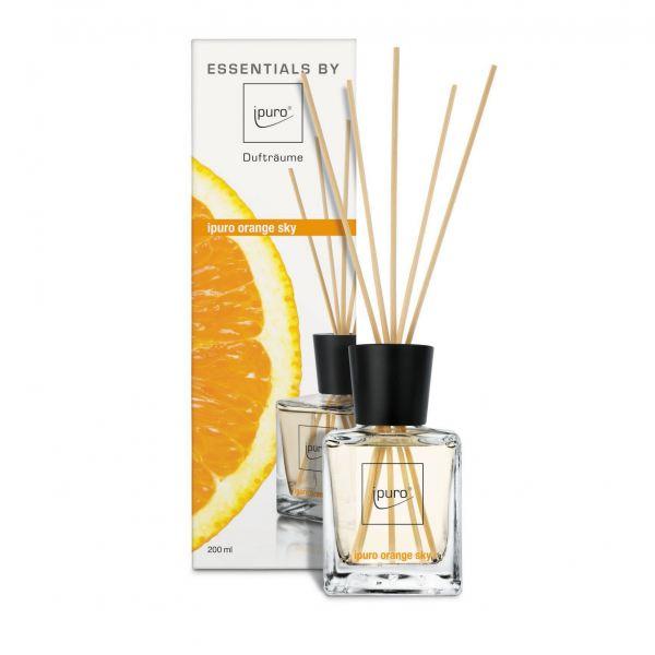 iPuro Pálcás illatosító Essentials 200ml - Narancs illat