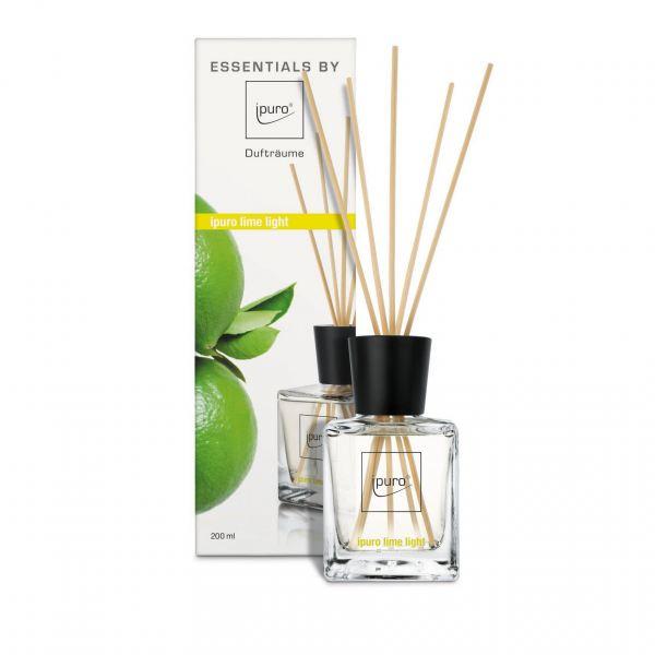 iPuro Pálcás illatosító Essentials 200ml - Lime illat