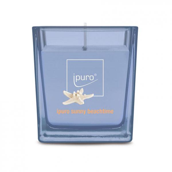 iPuro Illatgyertya Essentials25 h - Napos strandidő illat