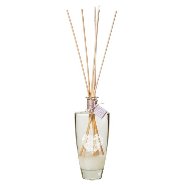 Lothantique Bambuszpálcás illatosító 400ml - Tiara virág