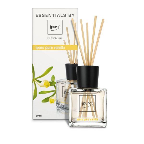 iPuro Lakásillatosító Essentials 50ml - Vanília illat