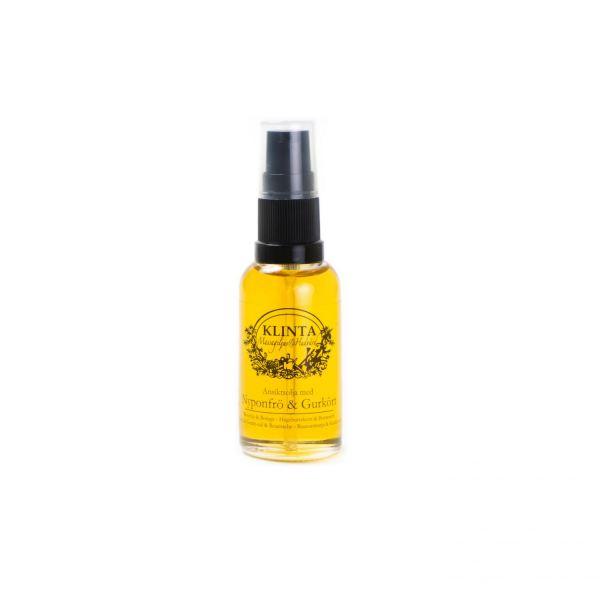KLINTA Arcolaj 30ml - Csipkebogyó és borágó illat