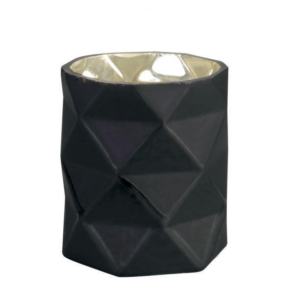 Illatos gyertya Geometria 13,5x10cm - Mirha illat, Cerabella