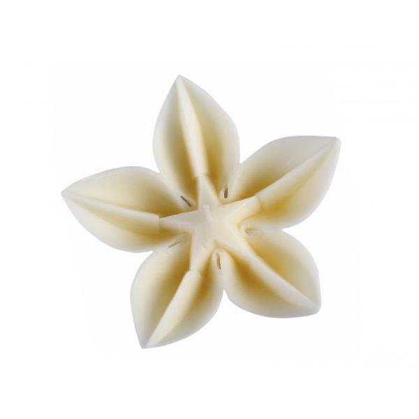 Virág gyertya kicsi 15,5x5,5cm, Cerabella