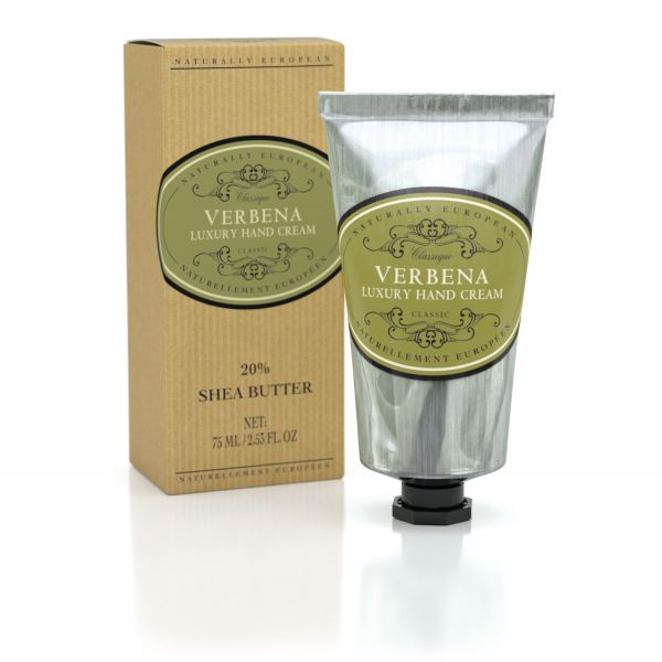 Kézápoló krém Naturally European 75ml - Verbéna illat, The Somerset Toiletry