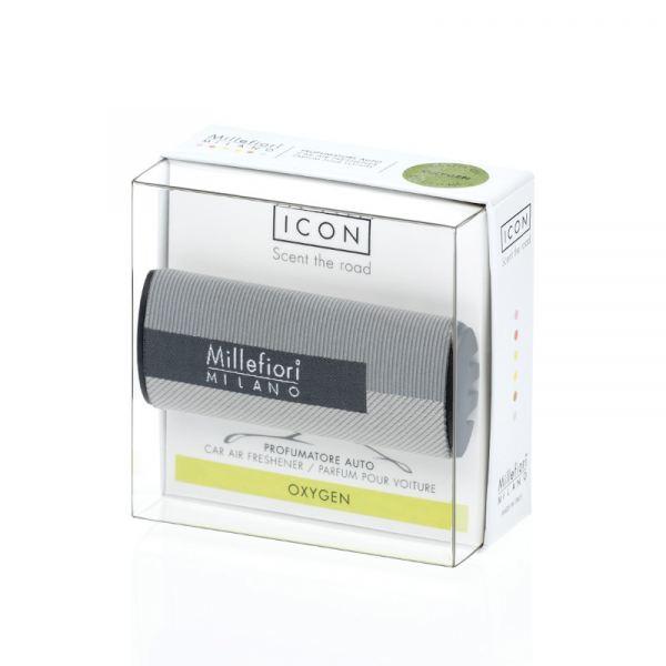 Millefiori Autóillatosító ICON Textile Geometric - Oxigén