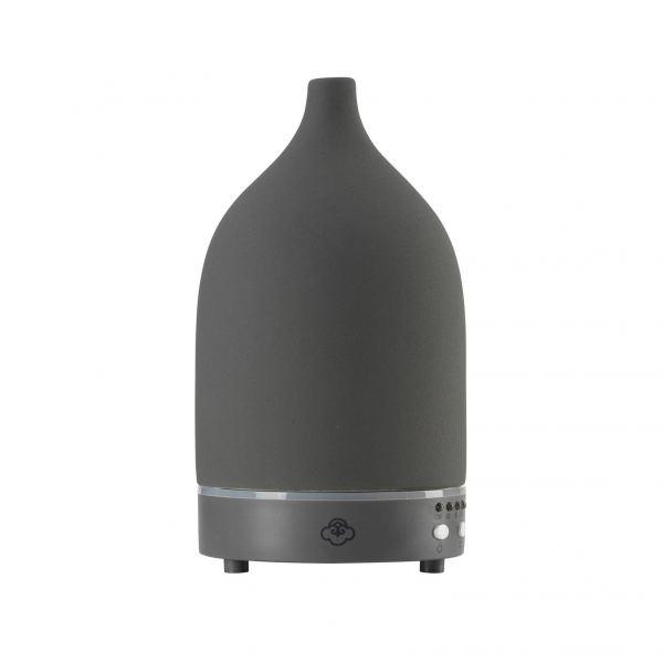 Serene House Ultrahangos aroma diffúzor 90ml kerámia - Szürke Vapor