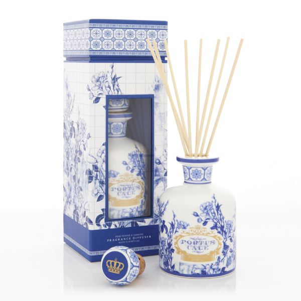 "Castelbel Aroma diffúzor 250ml - Portus Cale ""Arany&kék"""