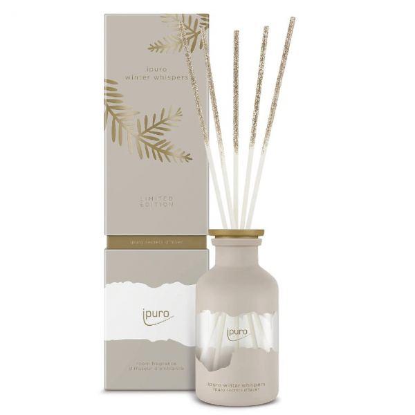 iPuro Pálcás illatosító 240ml - Téli suttogás illat