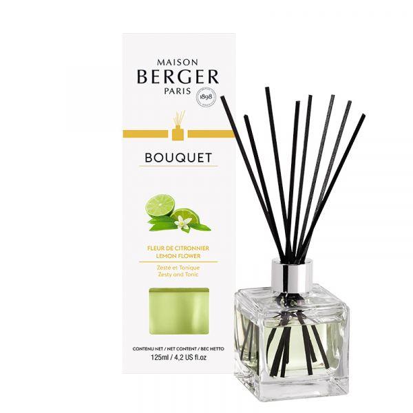 Maison Berger Paris Pálcás Diffúzor 125ml - Citromvirág