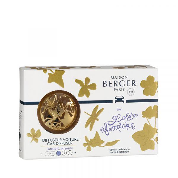 Maison Berger Paris Autóillatosító Szett Lolita Lempicka Gold