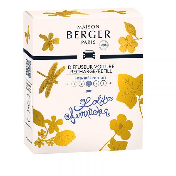 Maison Berger Paris Autóillatosító Utántöltő - Lolita Lempicka