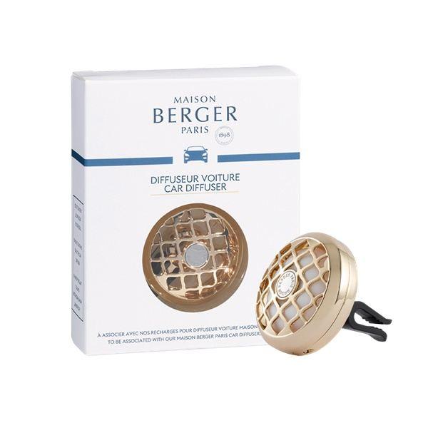 Maison Berger Paris Autóillatosító Tok Gold