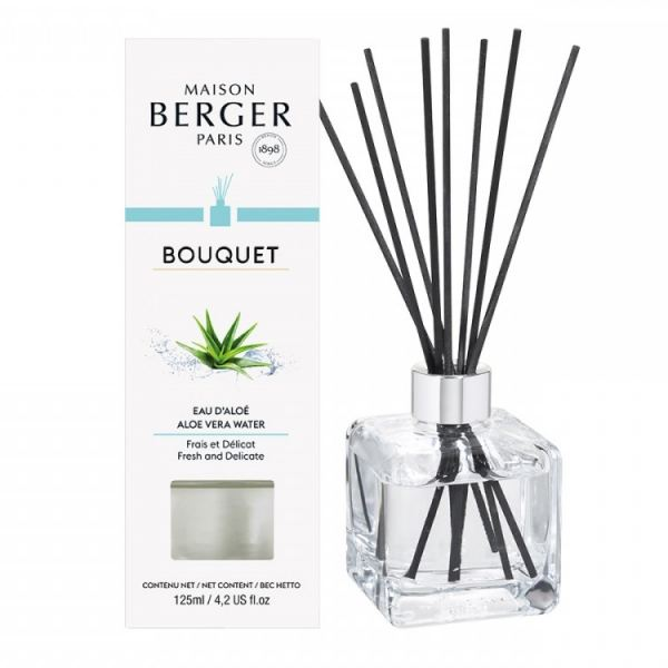 Maison Berger Paris Pálcás Diffúzor 125ml - Aloe Vera Permet