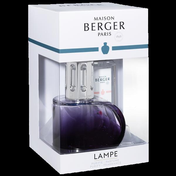 Maison Berger Paris Katalitikus Lámpa Szett Allience Violet 250ml - Paris Chic