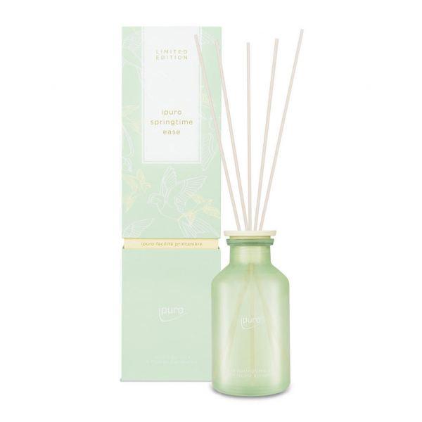 iPuro Pálcás illatosító diffúzor 240ml - Tavaszi könnyedség illat