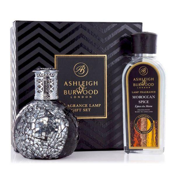Ashleigh&Burwood Mozaik katalitikus lámpa kicsi - Little Devil Szett 250ml - Marokkói fűszer