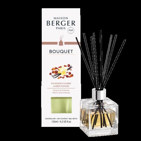 Maison Berger Paris Pálcás Diffúzor 125ml - Púderes Ámbra