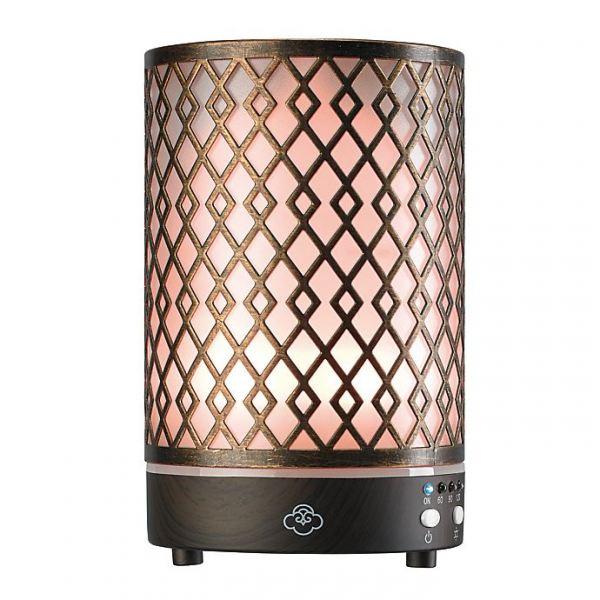 Serene House Ultrahangos aroma diffúzor 90ml fém - Arrow Antique