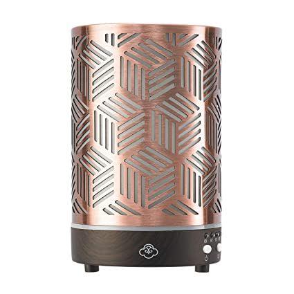 Serene House Ultrahangos aroma diffúzor 90ml fém - Réz