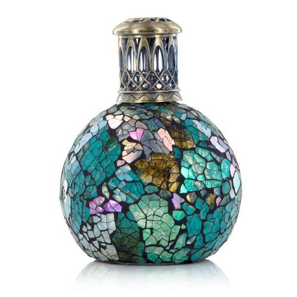 Ashleigh&Burwood Mozaik katalitikus lámpa kicsi - Peacock Feather