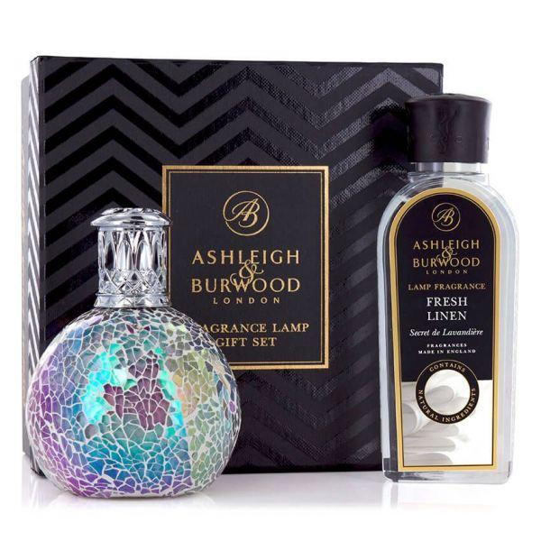 Ashleigh&Burwood Mozaik katalitikus lámpa kicsi - Fairy Ball Szett 250ml - Frissesség