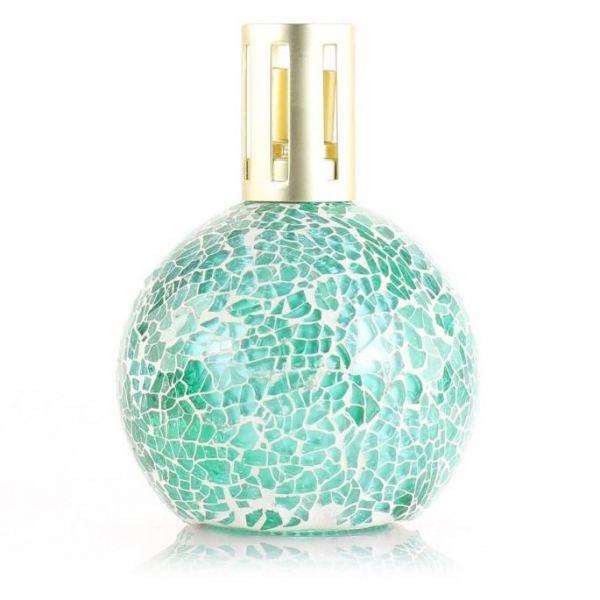Ashleigh&Burwood Mozaik katalitikus lámpa kicsi - Aqua