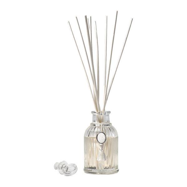 Mathilde M. Bambuszpálcás illatosító, üveg 90ml - Gyapotvirág